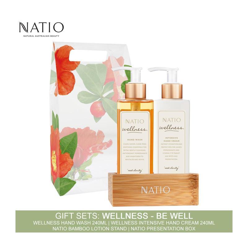 Buy Natio Wellness - Be Well Gift Set Singapore