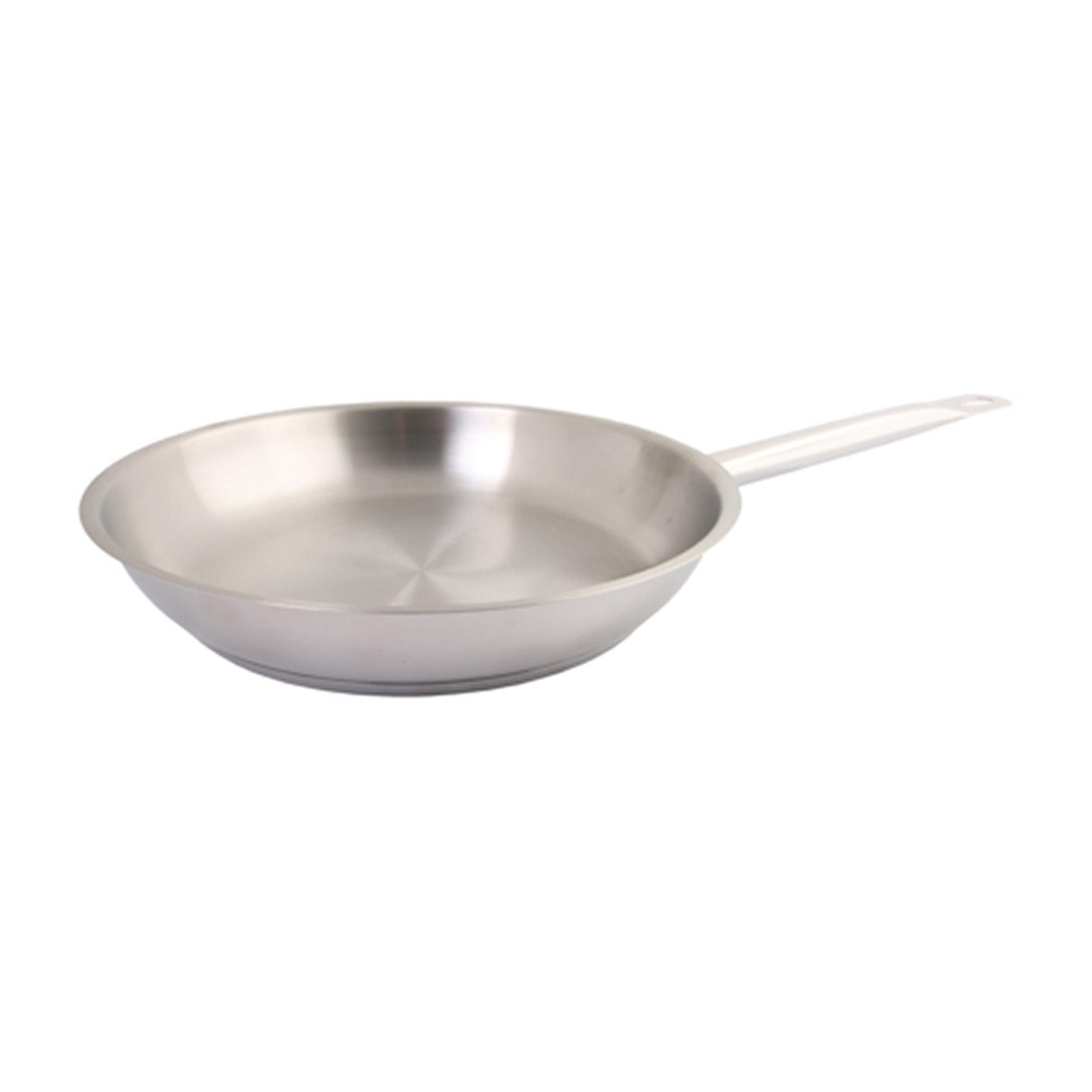 Safico Stainless Steel Fry Pan (28 X H5 CM) - By ToTT
