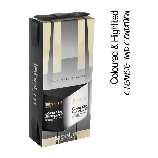Buy Label.M Colour Stay Duo Gift Set (Shampoo And Conditioner) Singapore