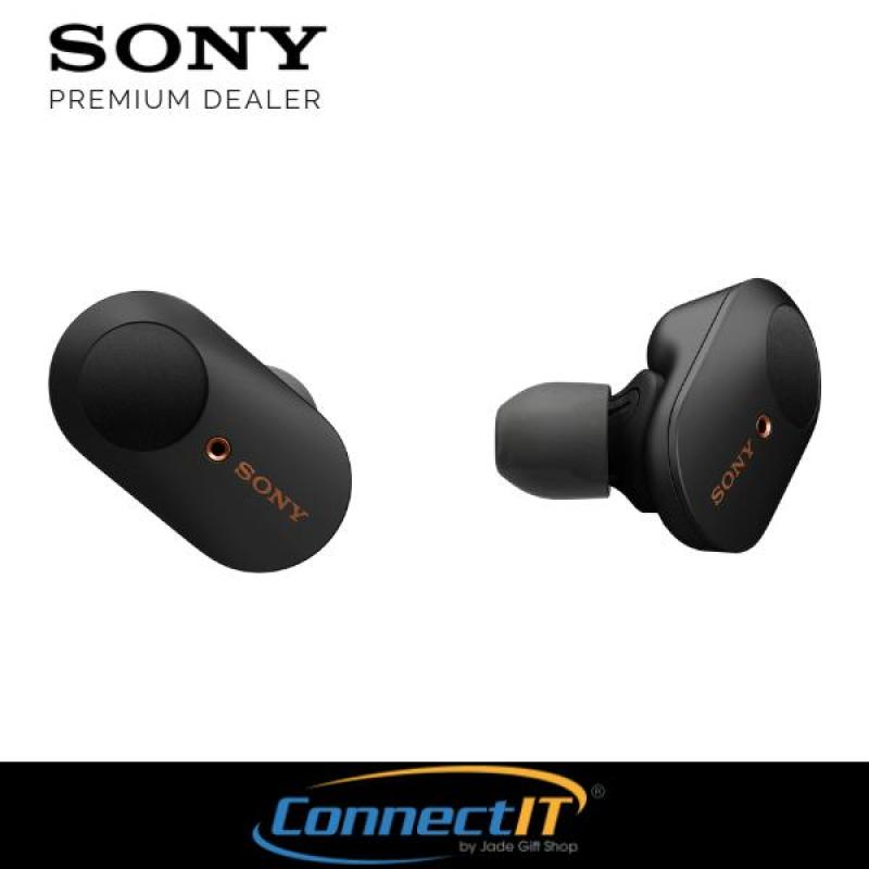 (Pre-Order) Sony WF1000XM3 Active Noise Cancelling Truly Wireless Bluetooth Earphones with 1 Year Local Warranty (Shipping From October Onwards) Singapore
