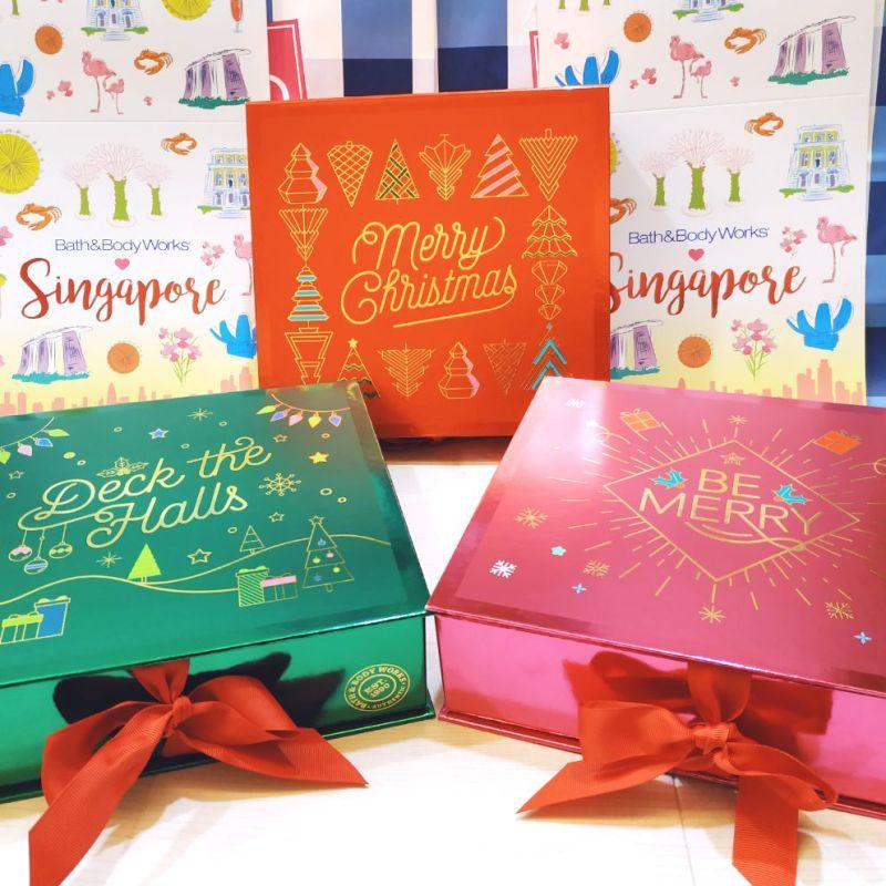 Buy SALE Christmas Edition Bath and body works gift set Singapore