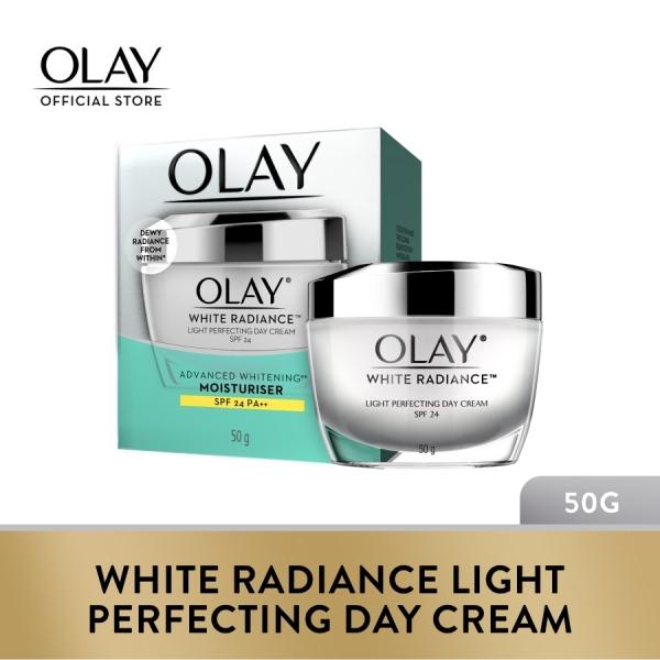 Buy Olay White Radiance Light Perfecting Day Cream SPF 24 Singapore