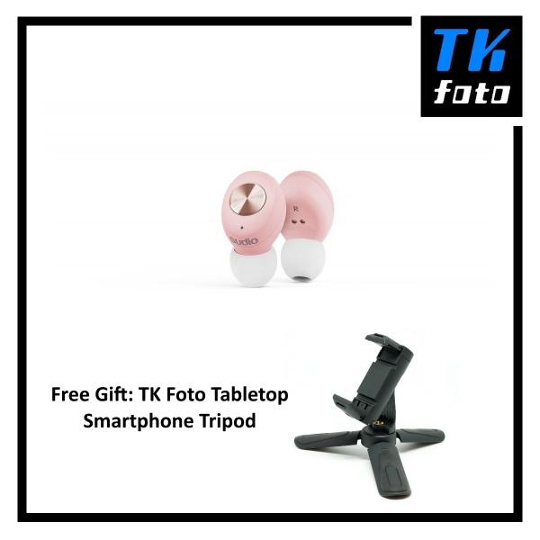 Sudio Tolv True Wireless Earbuds (Free: TK FOTO Tabletop Smartphone Tripod) Singapore