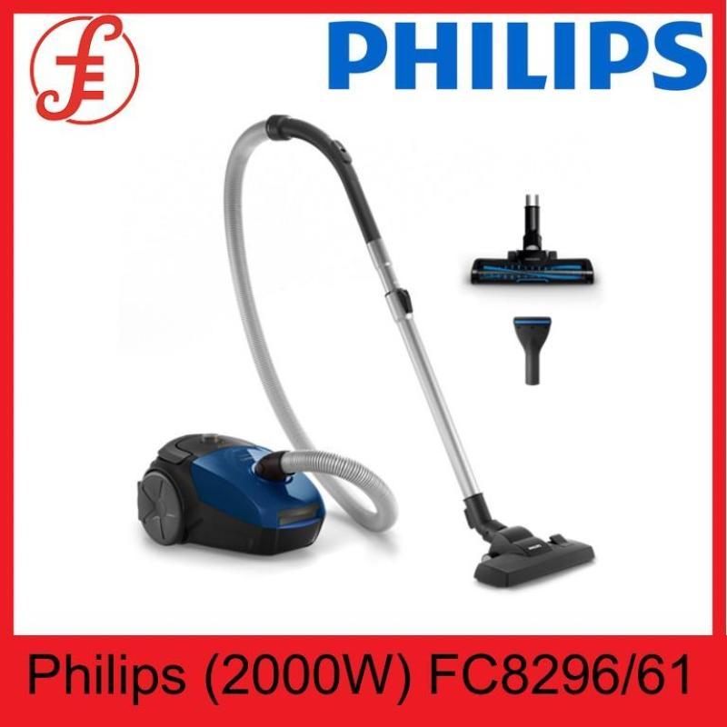 Philips FC8296/61 PowerGo Vacuum cleaner with bag (2000W) (FC8296/61)   Animal Care   Turbo Brush Singapore