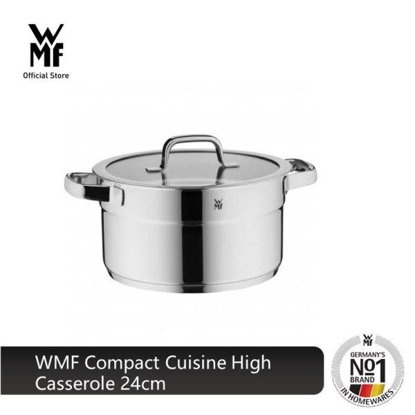 WMF Compact Cuisine High Casserole 24cm 0789246380 Singapore