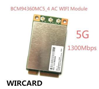 การส่งเสริม WIRCARD Broadcom BCM94360MC5 BCM94360 1300Mbps