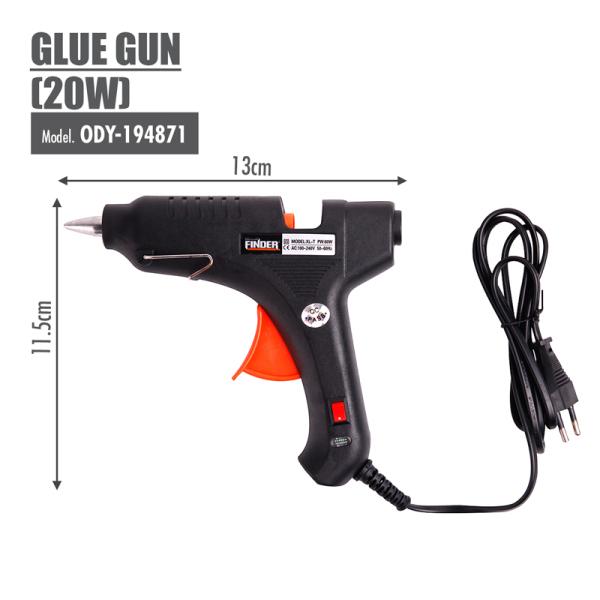 FINDER - Glue Gun (20W)