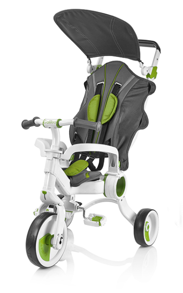 The Galileo Strollcycle™ 2 in 1 Stroller / Tricycle Singapore