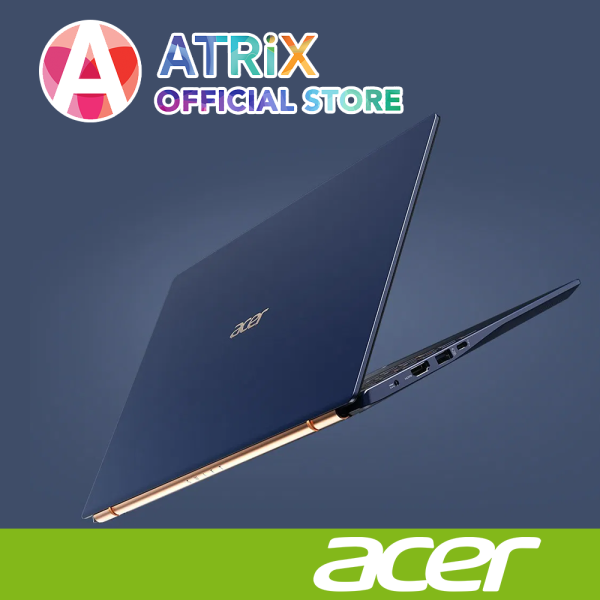 Acer Swift 5 SF514-54GT-56BW(Blue) 0.99Kg with IPS touch screen | i5-1035G1 | 16GB RAM | 1TB SSD | MX250 | 2Yr Acer warranty