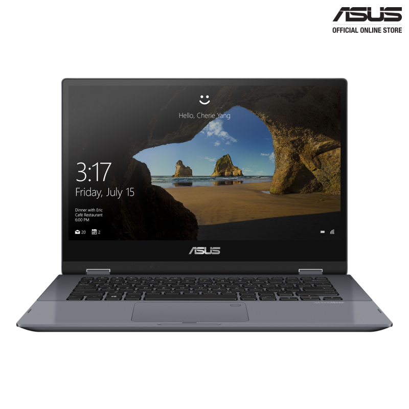 ASUS Vivobook Flip TP412FA-EC373T 14 FHD/Touch Screen/Intel® Core™ i5-10210U/8GB DDR4 on board/512GB SSD/UMA Graphics