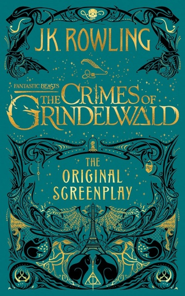 Fantastic Beasts: The Crimes of Grindelwald - The Original Screenplay / English Young Adult Books / (9780751578287)