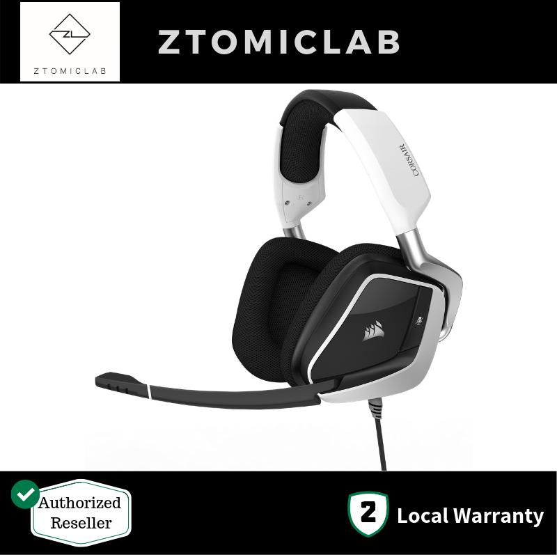 e874615326d Corsair VOID PRO RGB USB Premium Gaming Headset with Dolby® Headphone 7.1 —  Carbon