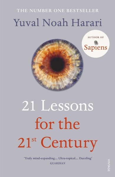 21 Lessons For The 21st Century / English Non Fiction Books / (9781784708283)