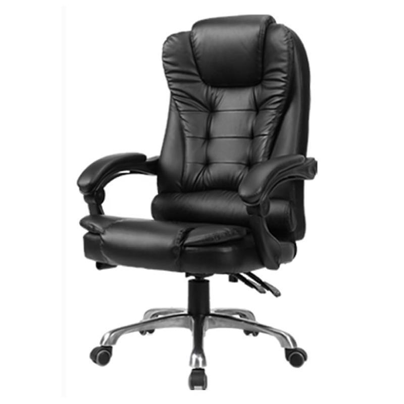 JIJI BOSS Office Chair without Leg Rest (Free Installation) - Home Office Chairs / 12 Months Seller Warranty / Furniture (SG) Singapore
