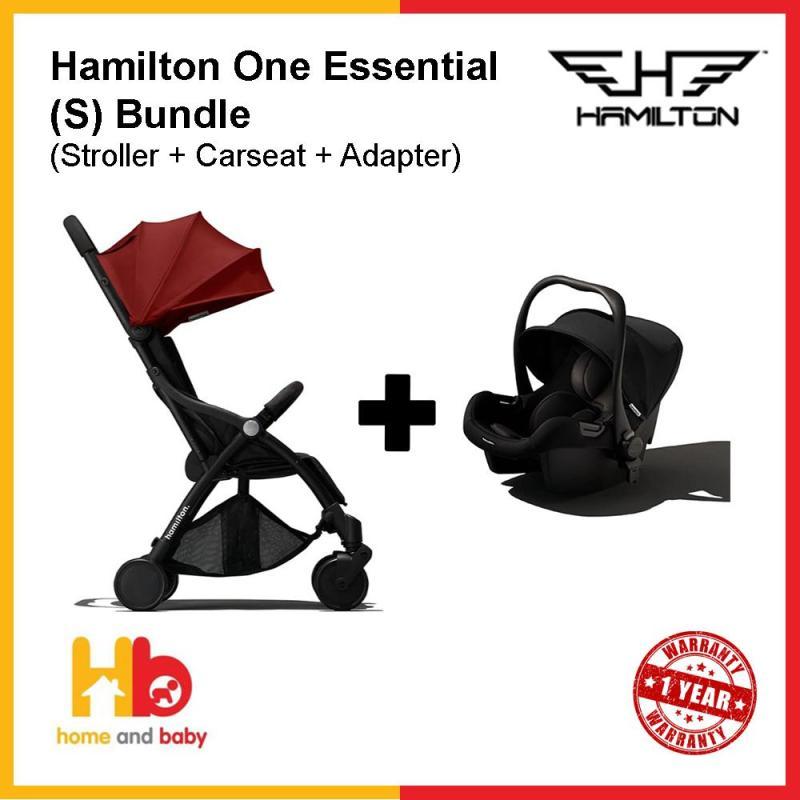 Hamilton One Essential (S) Bundle (Stroller + Carseat + Carseat Adaptor) Singapore