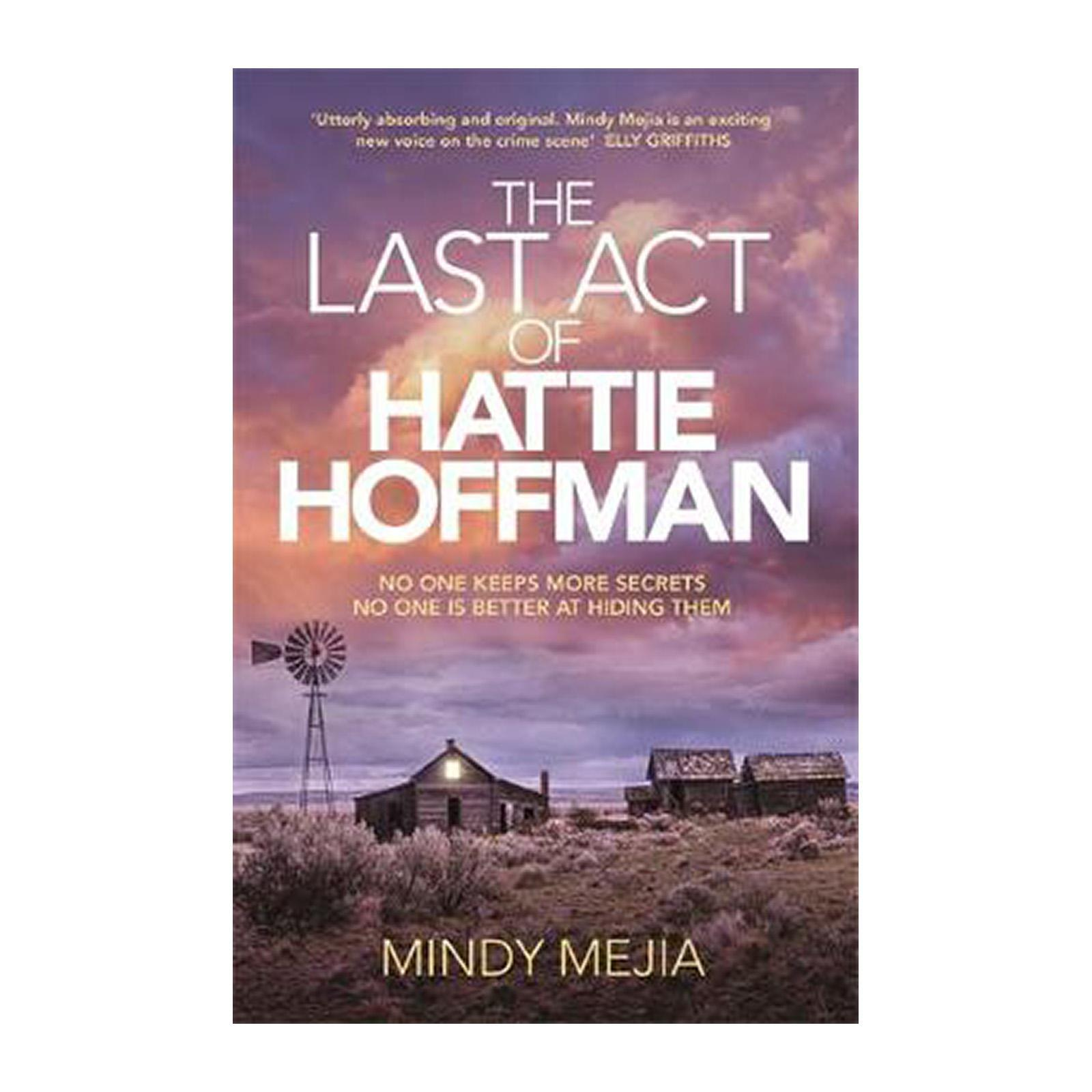 The Last Act Of Hattie Hoffman (Paperback)