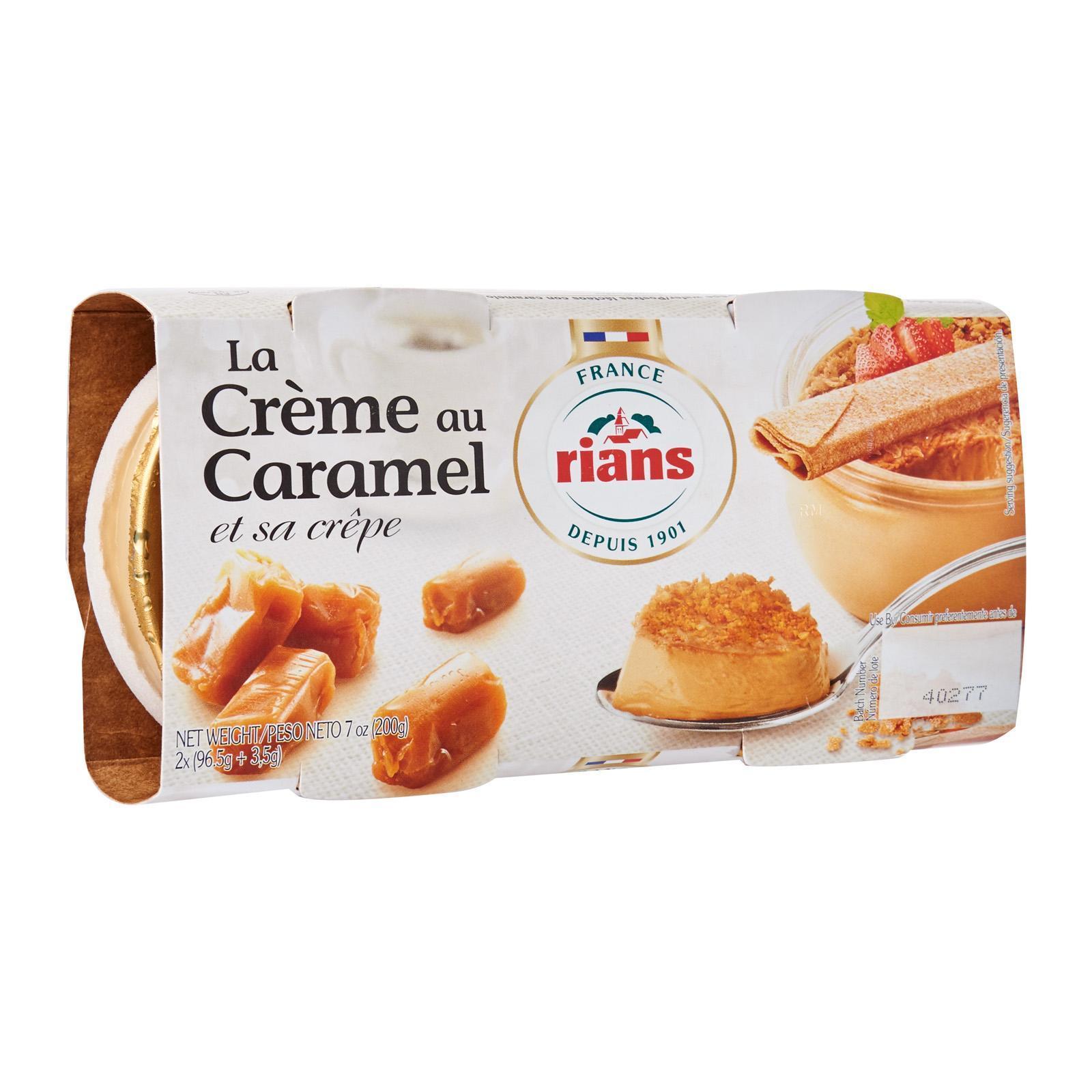 Rians Creme Au Caramel