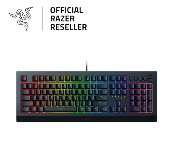 Razer Cynosa V2 - Chroma RGB Membrane Gaming Keyboard US Layout FRML Singapore