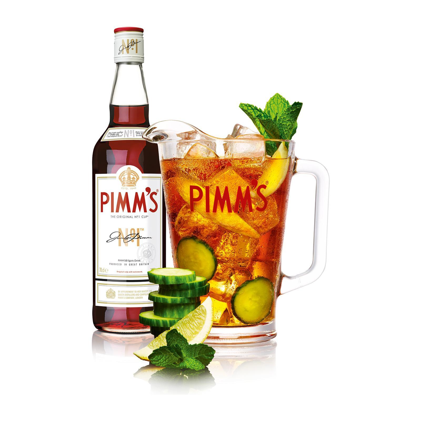 Pimms No. 1 By Redmart.