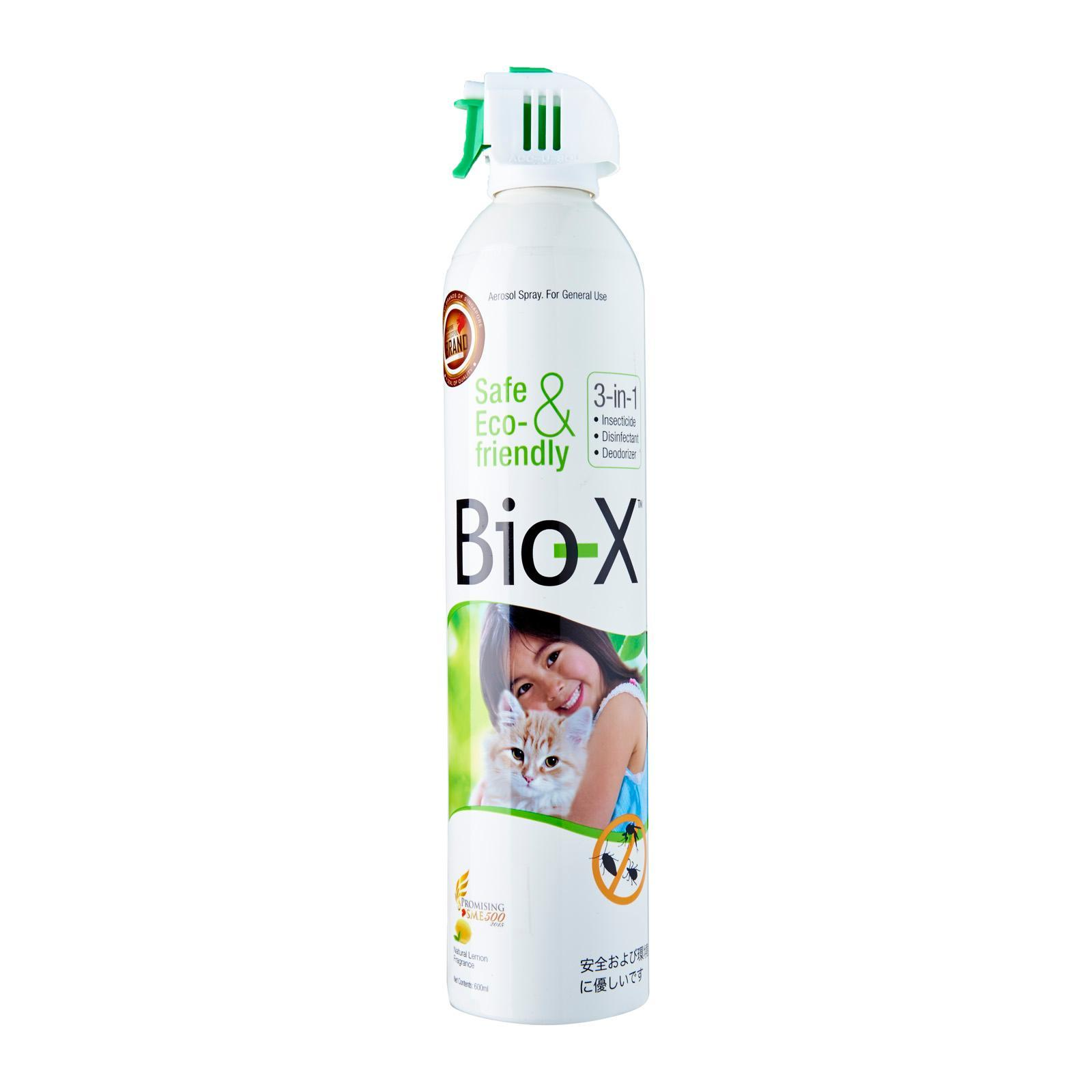 Bio - X 3-In-1 Insecticide