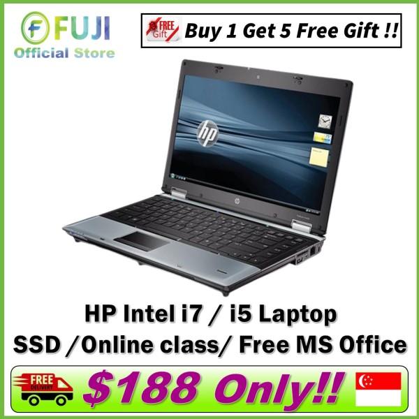 HP Intel i7 Laptop / NEC Intel i5 Laptop / 128GB SSD / 4GB RAM / Windows 10 / 13 inch / Local Seller / Fast Shipping / Refurbished Condition!!