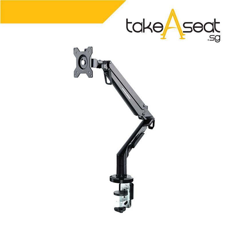 Type D Loctek Premium Single Monitor Arm