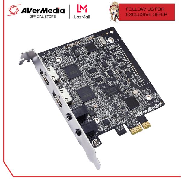 AVerMedia Live Gamer HD LITE | C985E - Internal PCIe Full HD Capture Card