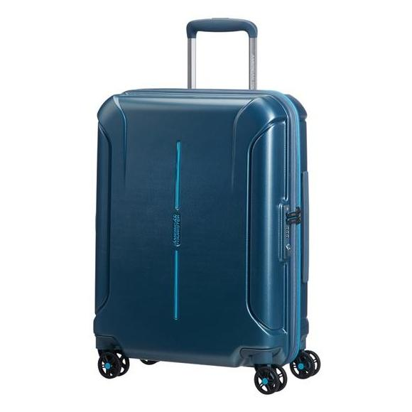 American Tourister Technum Spinner 55/20 Tsa By American Tourister Official Store.
