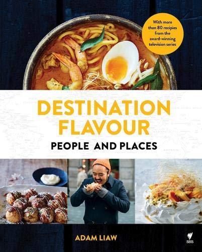 Destination Flavour : People and Places