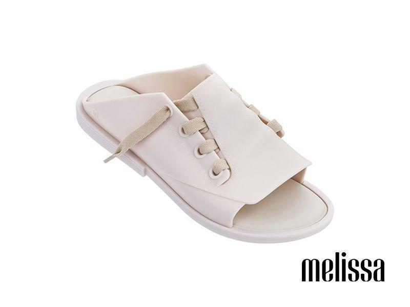 Melissa Official Store Melissa Women Ulitsa Flat Sandals.