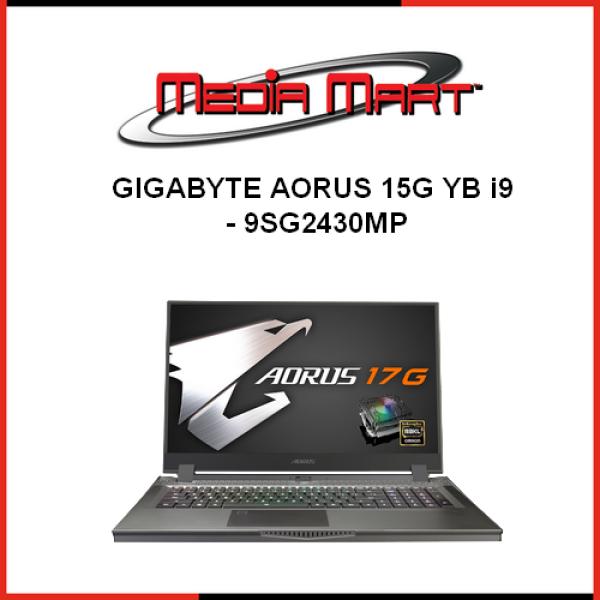Gigabyte AORUS 15G YB i9 - 9SG2430MP GBT1083