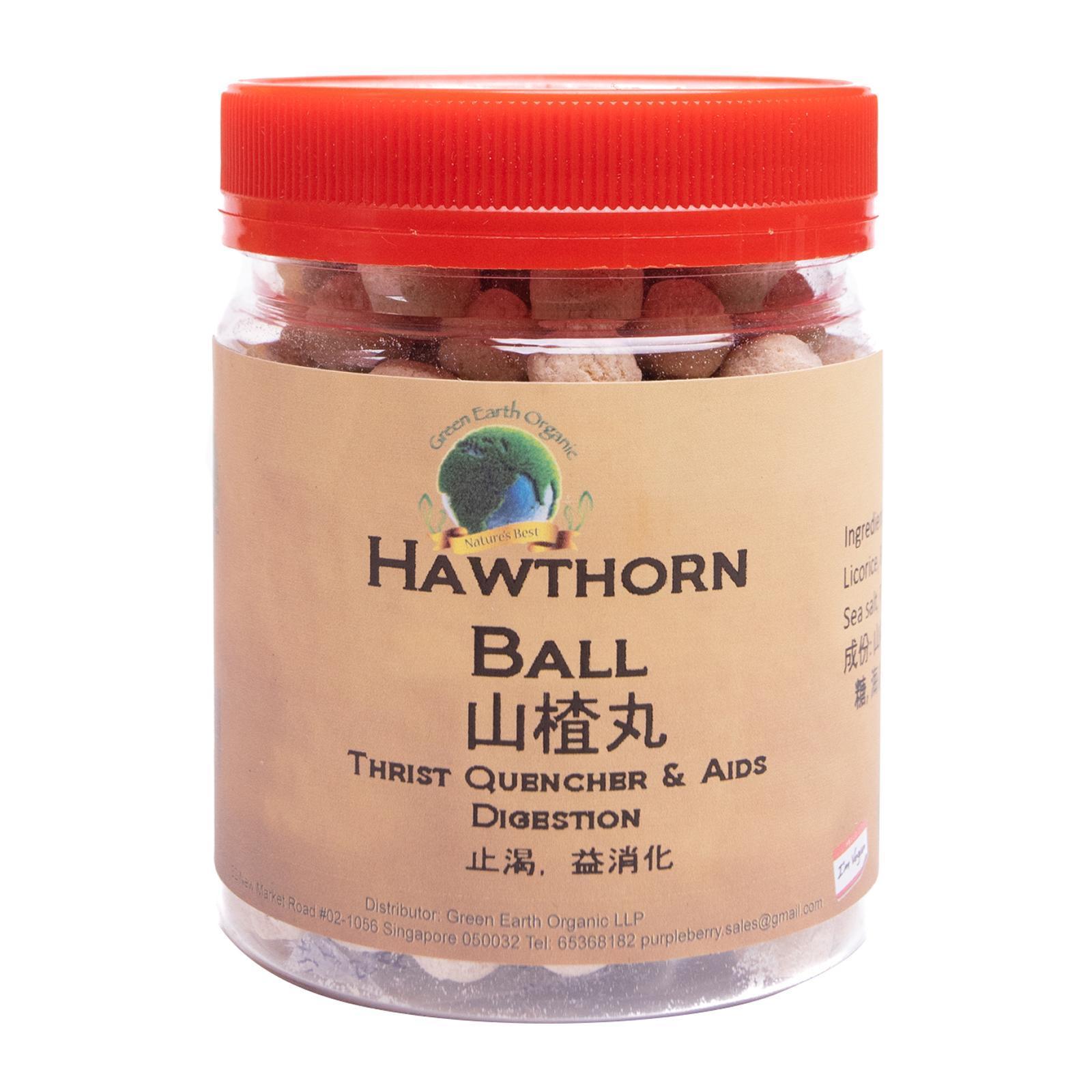 Green Earth Hawthorne Ball