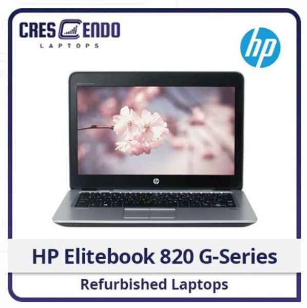 [Various HP 12.5 Inch Refurbished Laptop] HP Elitebook 820 G1 G2 G3