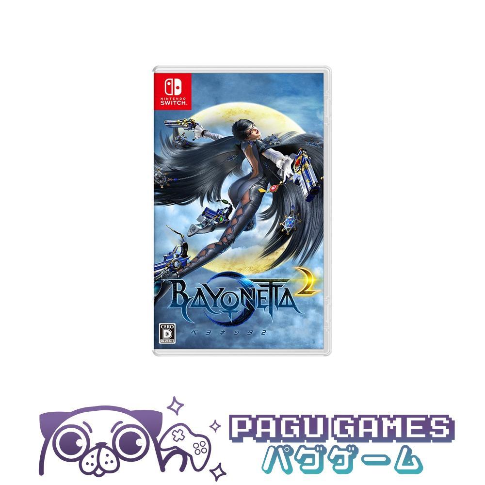 『PAGU GAMES』Bayonetta 2