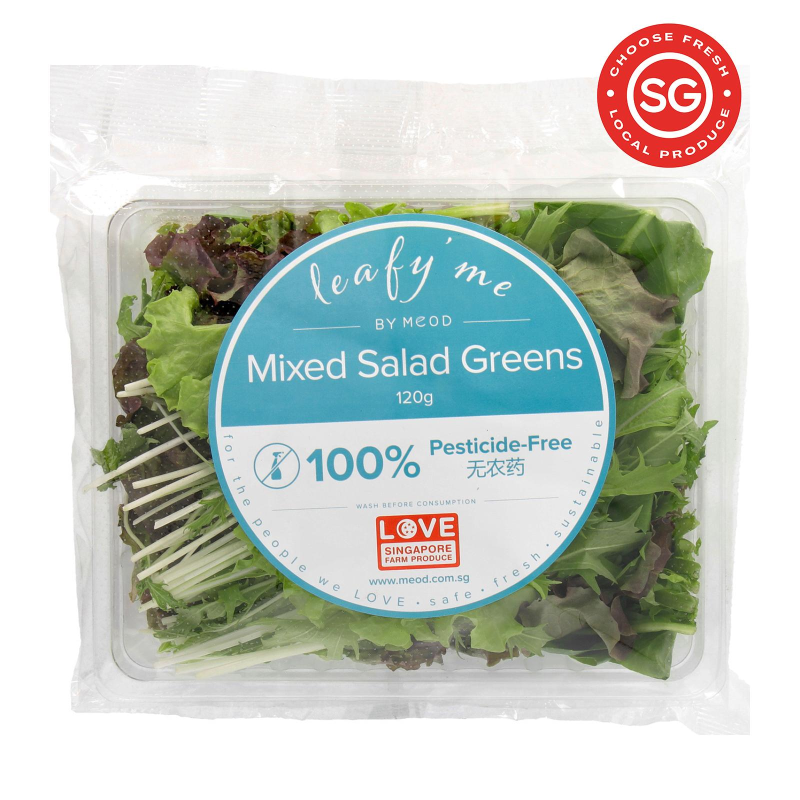 MEOD Leafy'Me Mixed Salad Greens