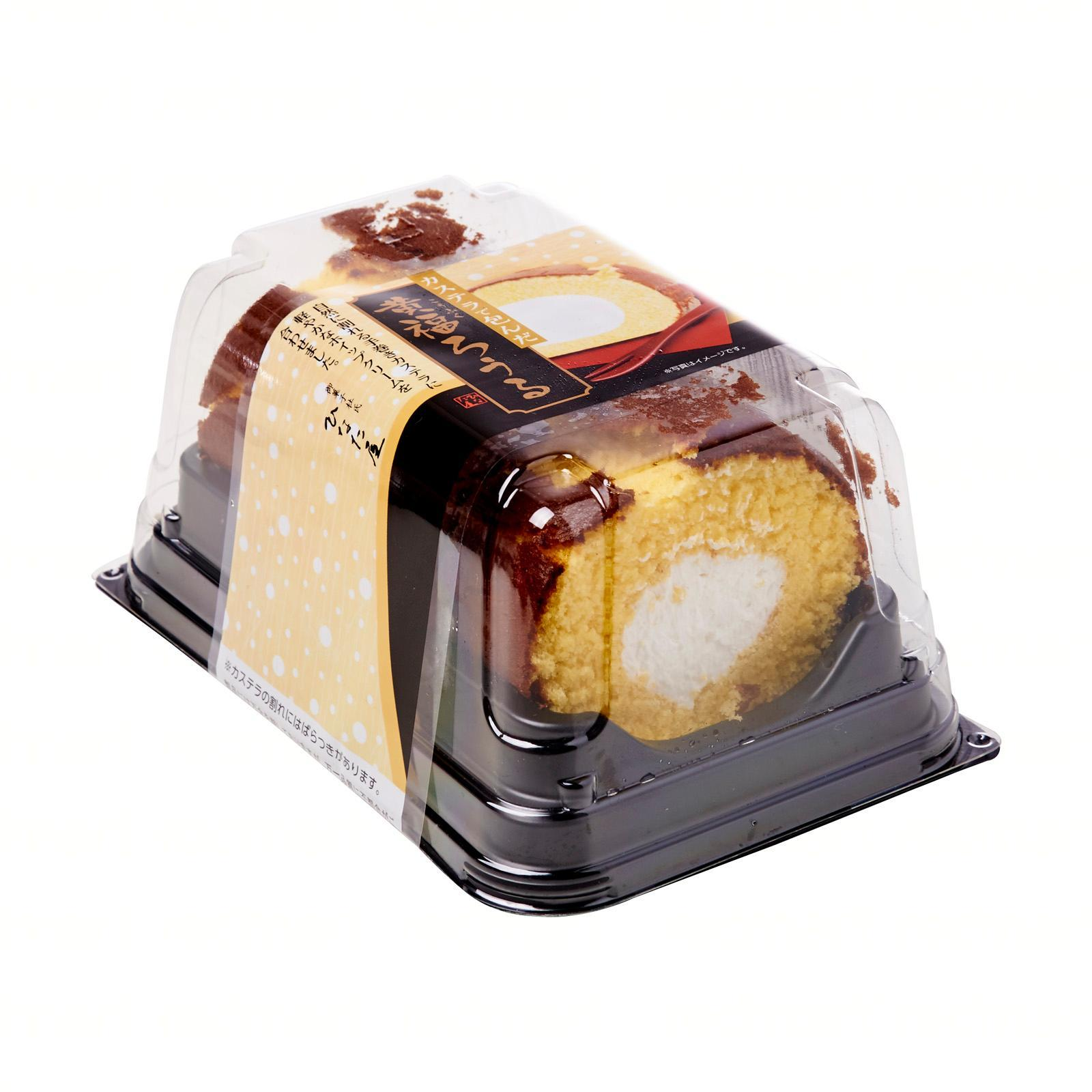 Sunlavieen Kofuku Castella Roll Cake - Frozen - Jetro Special