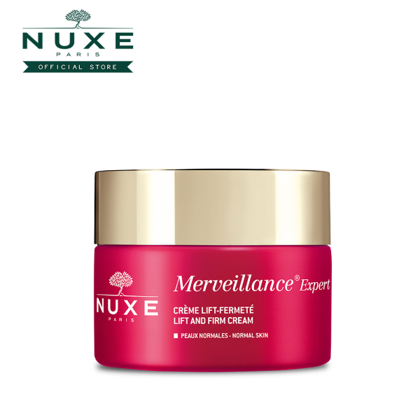 Buy NUXE Merveillance Expert Lift and Firm Cream (50ml) Fills in, Firms, Nourishes  [Normal Skin] Singapore