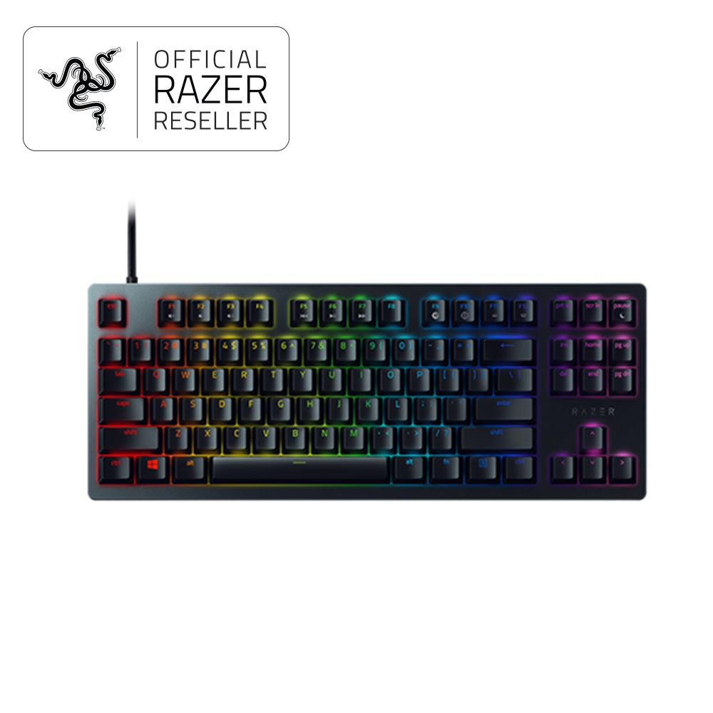 Razer Huntsman Tournament Edition – Optical Gaming Keyboard (87 Key) (Linear Optical Switch) Singapore