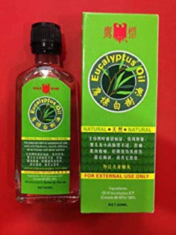 Buy 6 X Eagle Eucalyptus Oil 60ml Singapore