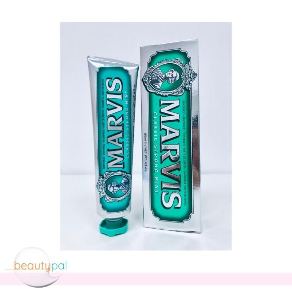 Buy Marvis Toothpaste 85ml - Classic Strong Mint Singapore