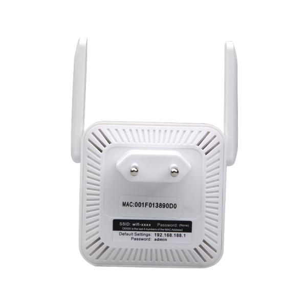Bảng giá 300Mbps Wireless Repeater Wifi Extender Wi-Fi Range Extender Wifi Signal Amplifier 2.4G AP Router 2 Antennas EU Plug Phong Vũ