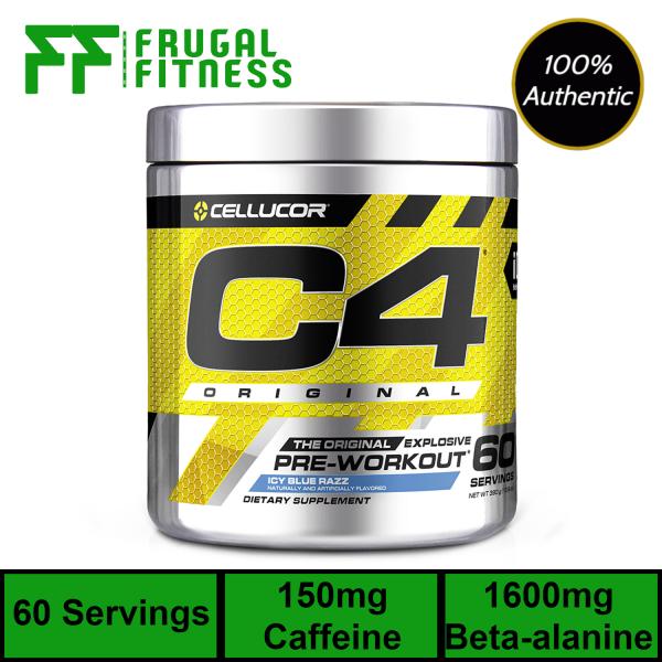 Buy Cellucor C4 Original Pre Workout 60 Servings Singapore
