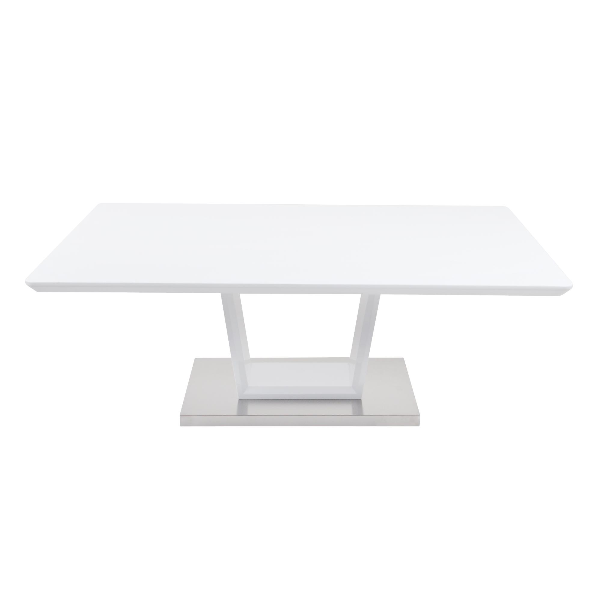 Malibu Coffee Table (White)