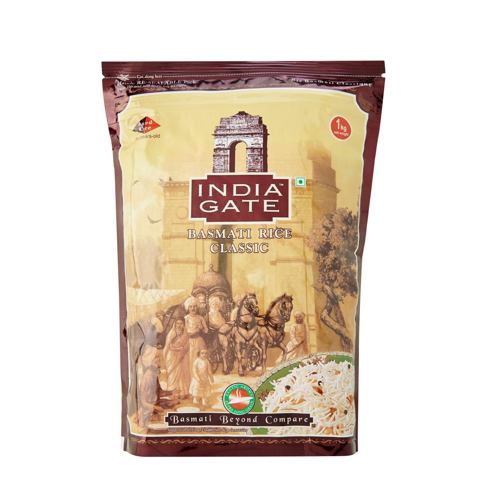 Indiagate Classic Basmati Rice By Ramon.