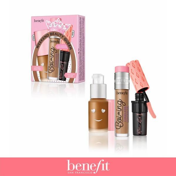 Buy Benefit Weekend Beauty Queen [Face & Mascara Set] Singapore