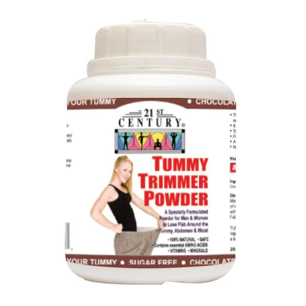 Buy 21st Century Tummy Trimmer Powder 250gm Singapore