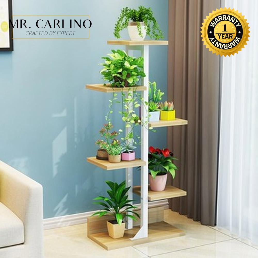 MAVERICK 5 Tier Plant Display Shelf