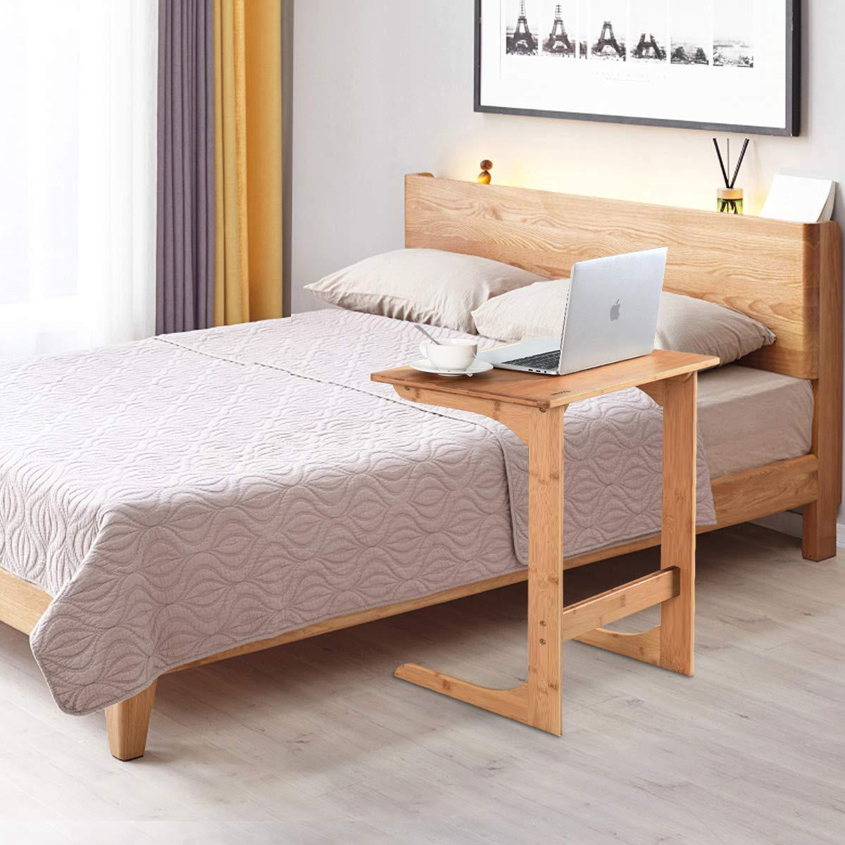 100% High Quality Smooth Finishing Bamboo Multi Functional Side table (Water Resistant)