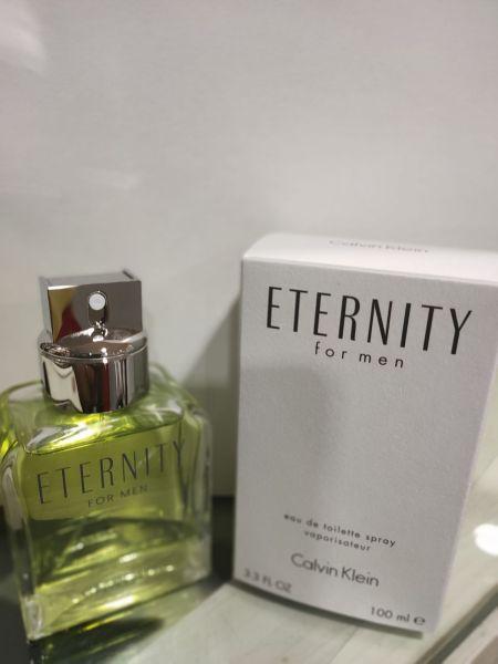 Buy Calvin Klein Eternity Man Tester 100ml Singapore