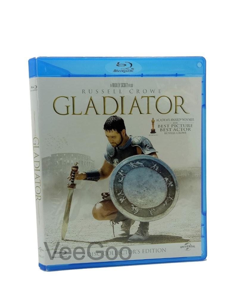 GLADIATOR BD (2D/PG/RA)